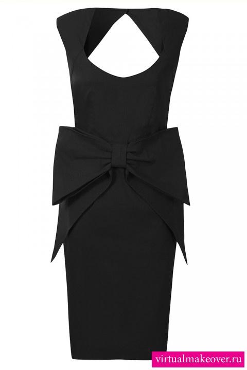 Модели Маленького Черного Платья