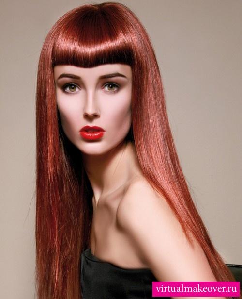 Стрижки на длинные волосы фотографии