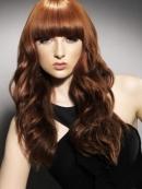 Рыжие волосы - фото