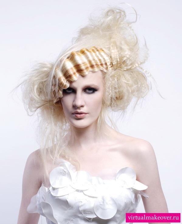 Светлые волосы фото