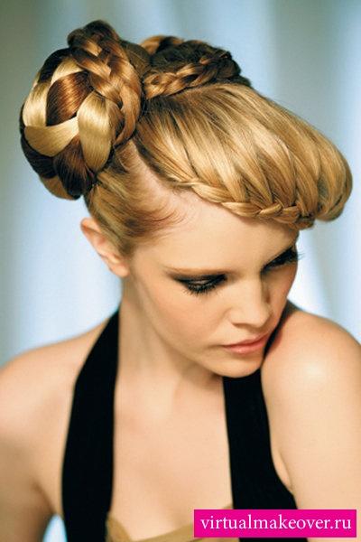 цвет волос мелирование - мелирование ...: www.virtualmakeover.ru/gallery/tsvet-volos-melirovanie