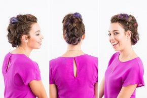 8 новых способов заплести волосы