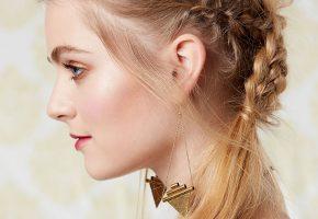 Причёски на грязные волосы: три идеально быстрых варианта
