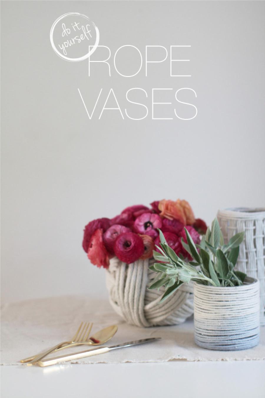 rope-vases