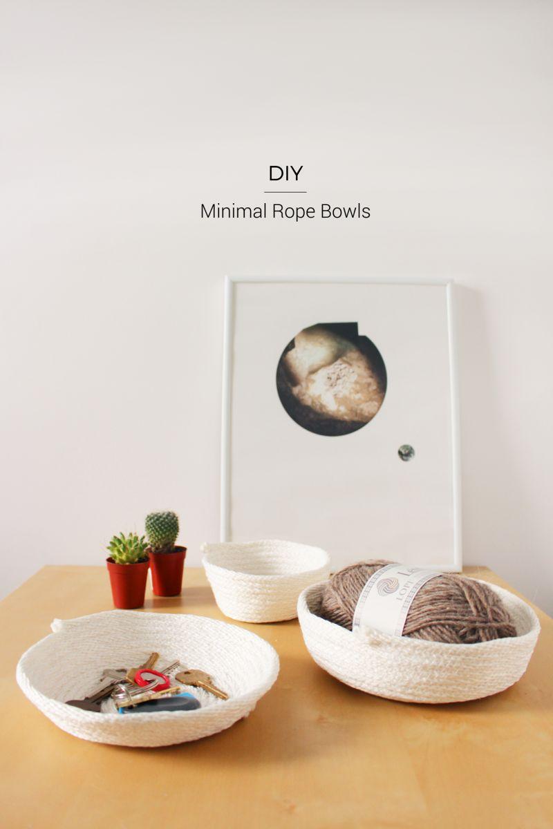 Minimalist-rope-Bowls