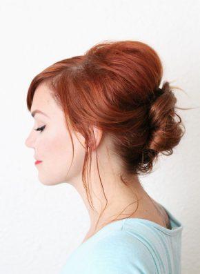 Повседневная прическа на длинные волосы