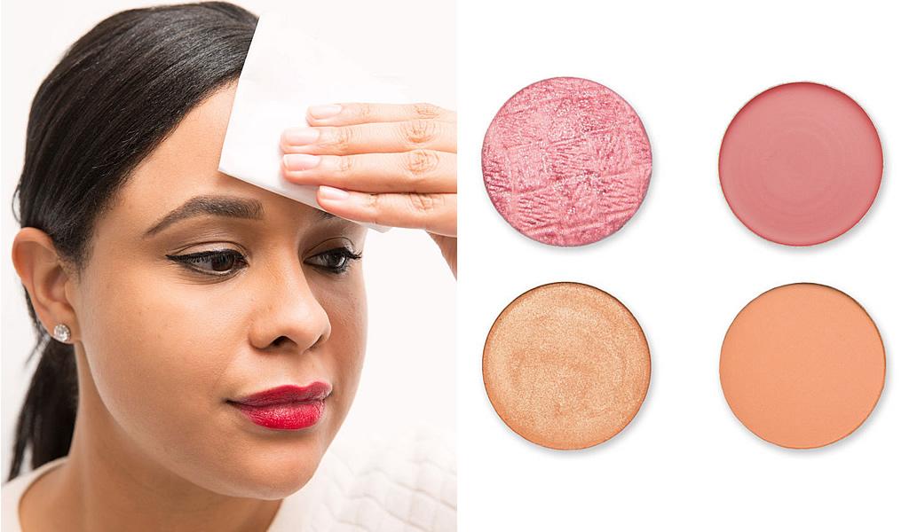 Правильная основа под макияж