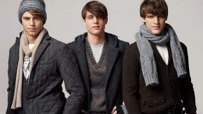 как стильно одеться зимой мужчине