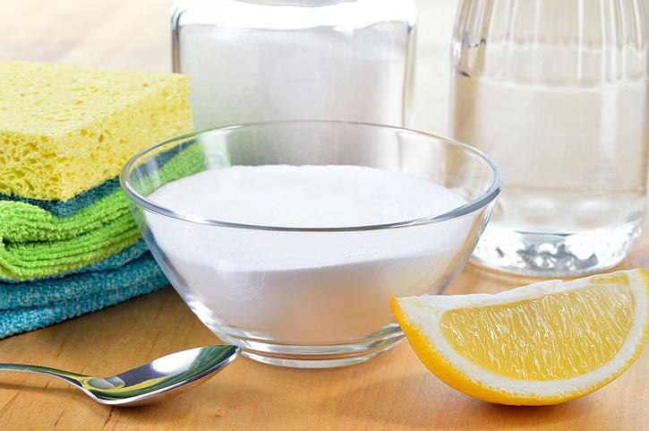 Домашние средства для чистки микроволновки