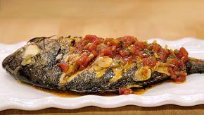 Сочная рыба в духовке
