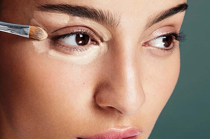 Как правильно наносить консилер на лицо пошагово фото