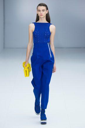ярко-синий комплект