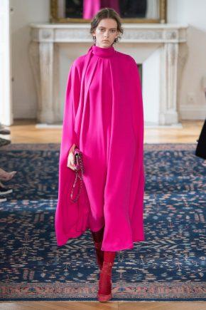 платье цвета фуксия