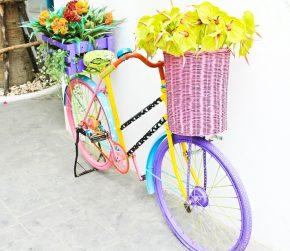 4 велосипед
