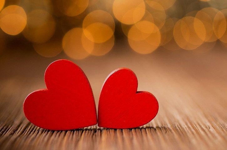 Влюбленные-сердца