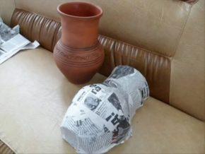 Заготовка - ваза