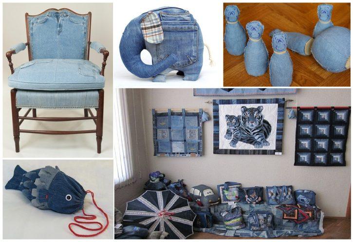 джинсовые идеи