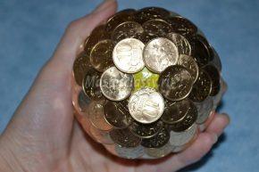 нанесение монет 4