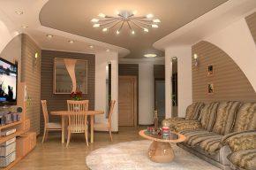 Ремонт без труда: как сделать потолок из гипсокартона