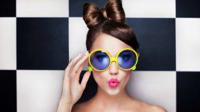 Советы стилистов: как правильно выбрать очки по типу лица