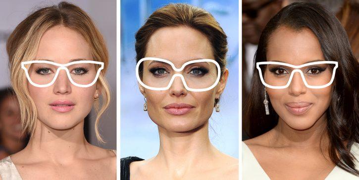 какие очки подойдут под тип лица