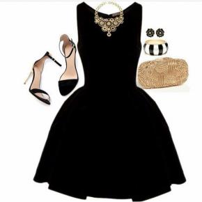 черное платье 1