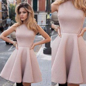 3 платье с юбкой -солнцем