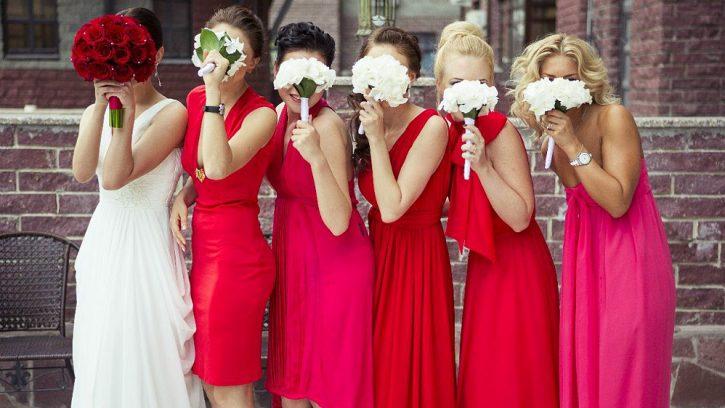 что надеть на свадьбу девушке - гостье