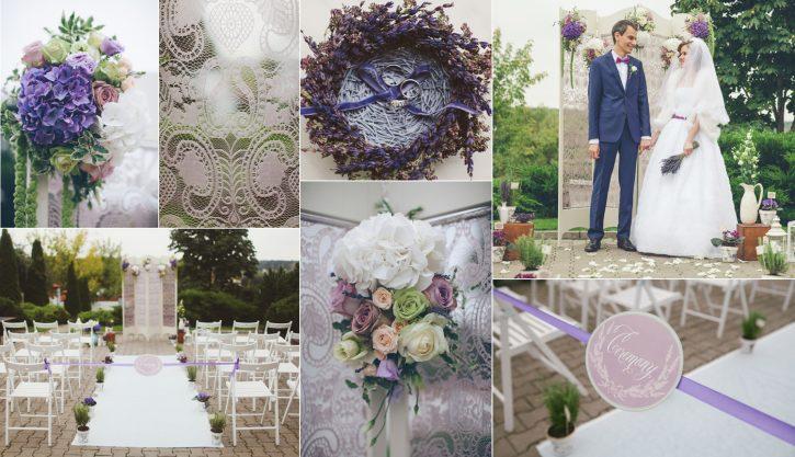 концепция-свадьба в стиле прованс