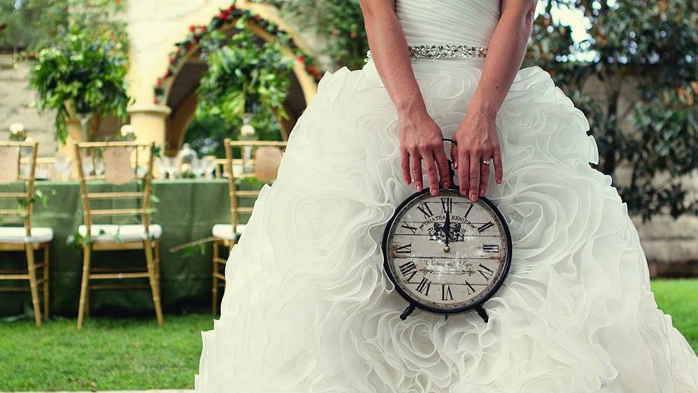 Жениха нет на свадьбе во сне
