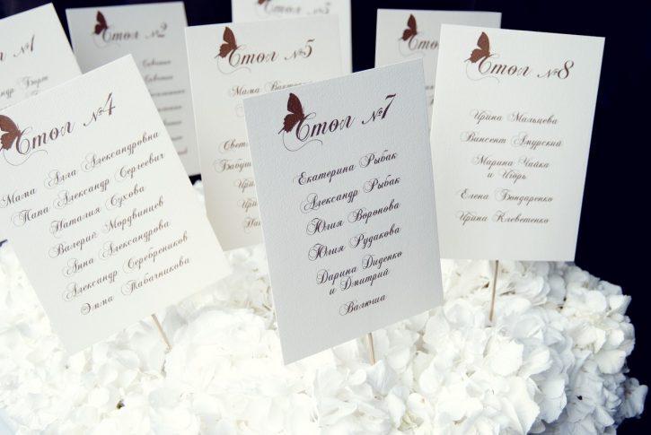 список гостей