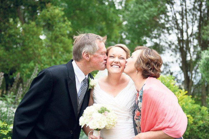 поздравление дочери на свадьбу