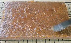 приготовление классического шоколадного торта шаг 8