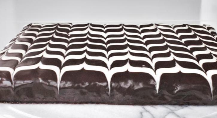 приготовление классического шоколадного торта