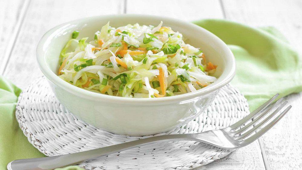 Готовим салат из капусты и моркови