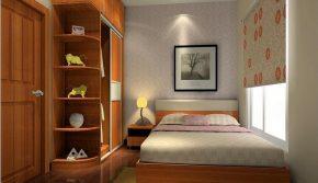 Как организовать пространство в маленькой спальне