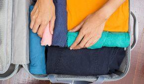 Как упаковать вещи - шесть удобных секретов для поездки на выходные