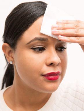 Как правильно наносить макияж на лицо