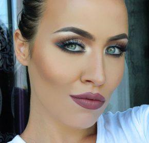 Урок макияжа глаз