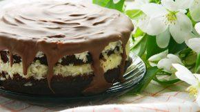 торт баунти - главная