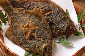 камбала приготовленная на сковороде - быстрый и вкусный рецепт
