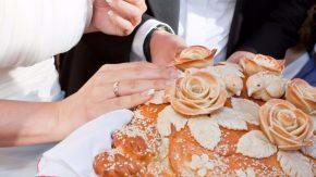 свадебный каравай