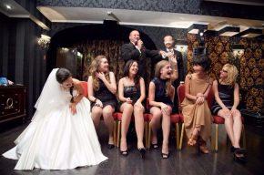 Самые веселые конкурсы на свадьбу