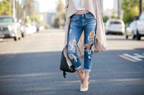 джинсы-бойфренды на главную