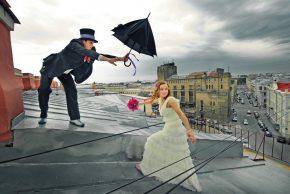 Незабываемая свадьба - интересные идеи